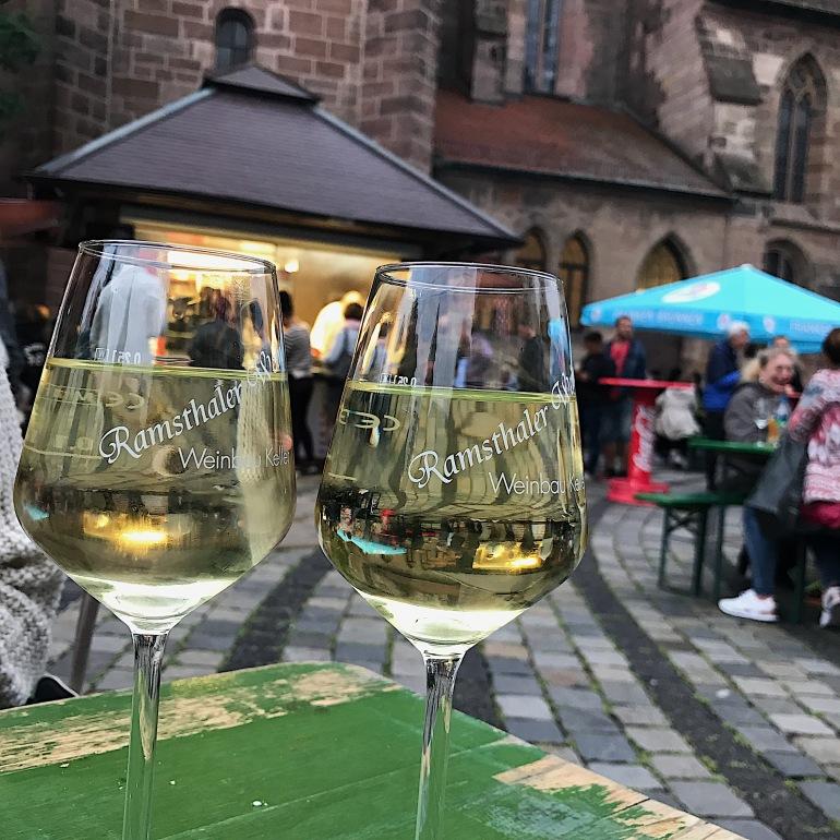 Nuremberg wine festival