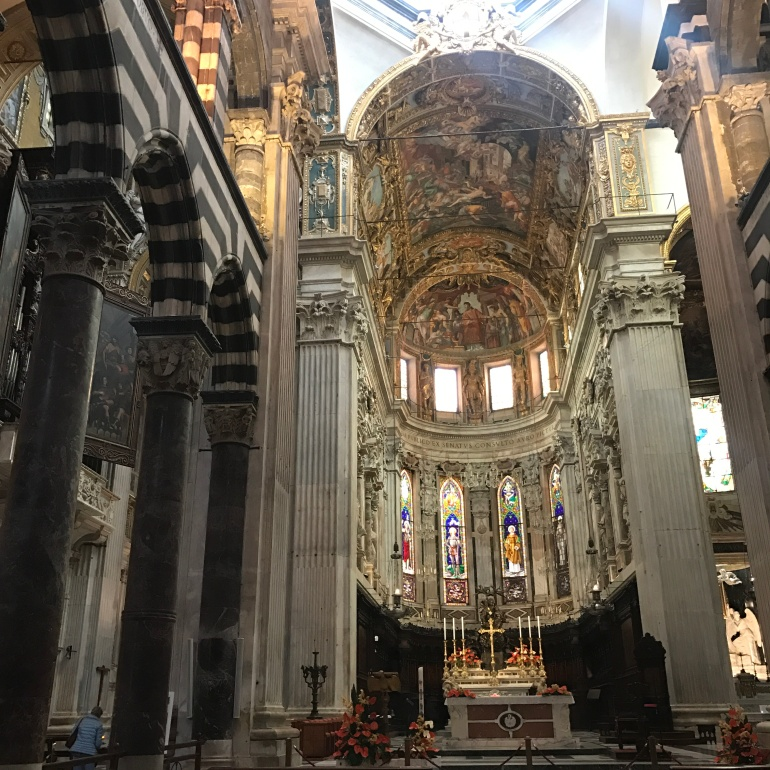 Genoa Cathedral, Cathedral of Saint Lawrence