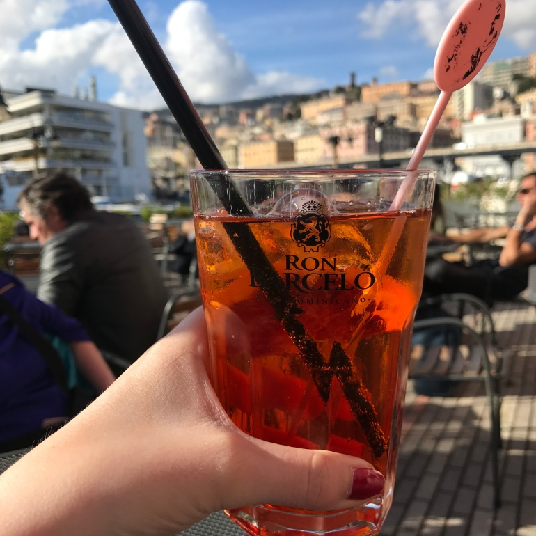 aperol spritz Italy