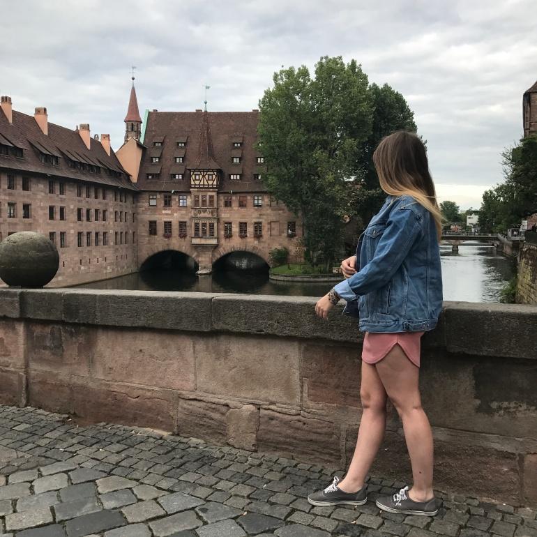 Old town Nuremberg